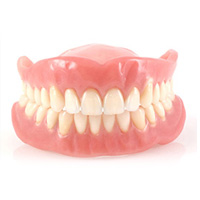 partial and complete dentures