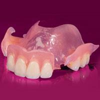 flexible partial dentures